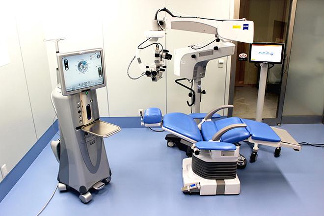 画像:手術室